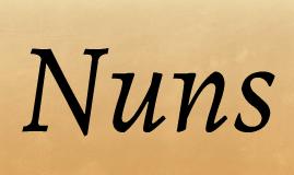 Nun by Justin Clark