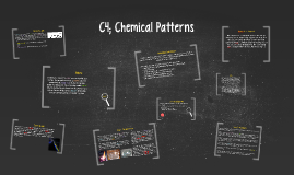 C4; Chemical Patterns