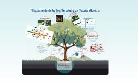 Reglamento de la Ley Forestal y de Fauna Silvestre