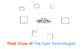 Road Show of The Gate Technologies