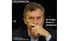 CEOCRACIA: