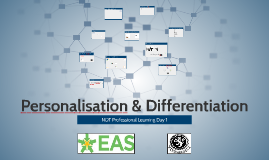 Personalisation and Differentiation