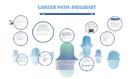 Copy of SCIENCE CAREER PATH: WILDLIFE BIOLOGIST