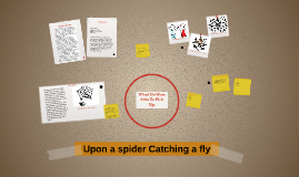 Copy of Upon a spider Catching a fly