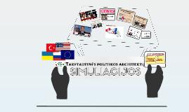 Tarptautinės politikos simuliacijos