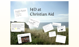 Innovation for Development at Christian Aid