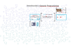 Copy of Introducción a Generic Programming