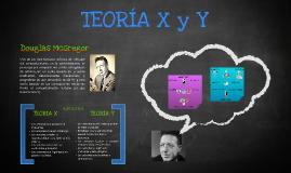 TEORÍA X y Y