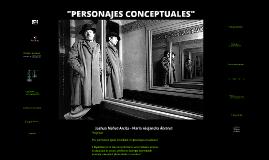 """""""Personajes conceptuales"""" de Deleuze y Guattari"""