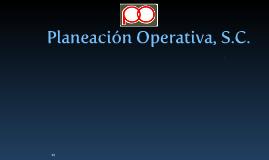Planeación Operativa, S.C.