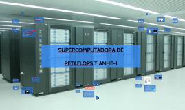 SUPERCOMPUTADORA DE