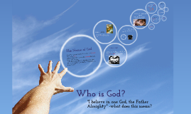 Character of God