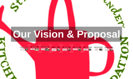 Our Vision & Proposal