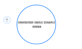 Concentric Circle Example