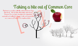 Copy of Taking a Bite out of Common Core