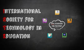 Copy of International Society for Technology in Education (iste)