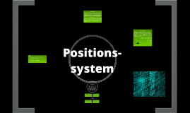 Positionssystem