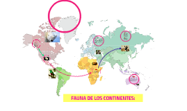 Copy of FAUNA DE LOS CONTINENTES: