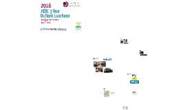 2016 AEDC & Entrepreneurship