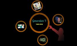 Copy of Generation Y