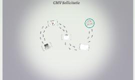 CMV Sollicitatie