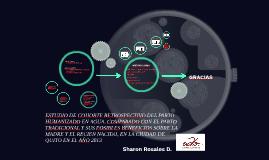 ESTUDIO DE COHORTE RETROSPECTIVO DEL PARTO HUMANIZADO EN AGU