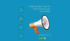 how to pitch your social enterprise