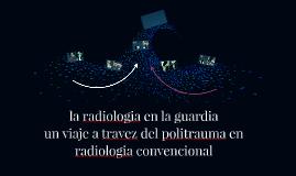 la radiologia en la guardia