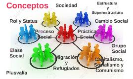 Conceptos Sociales