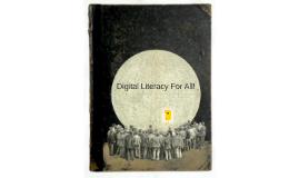 Designing Digital Literacy