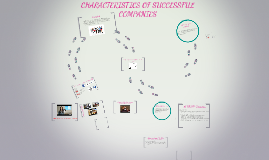 CHARACTERISTICS OF SUCCESSFUL COMPANIES