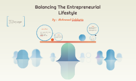Balancing The Entrepreneurial Lifestyle