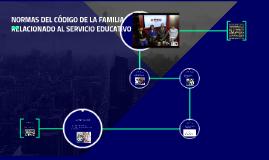 NORMAS DEL CÓDIGO DE LA FAMILIA