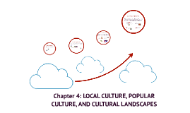 Chapter 4: LOCAL CULTURE, POPULAR CULTURE, AND CULTURAL LAND