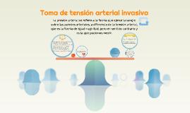 Tensión arterial invasiva