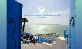 Les défis touristiques de la Tunisie après la révolution