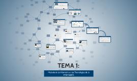 TEMA 1: