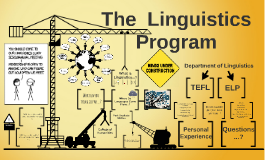 V2.0 of The Linguistics Major Presentation for MASAR