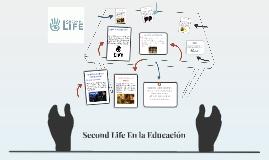 Second Life En la Educación