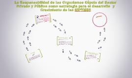 Copy of La responsabilidad de los Organismos Cúpula del Sector Priva