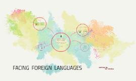 Facing foreign languages