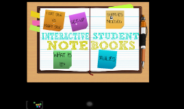 Copy of Interactive Student Notebook Intro & Set-up  by Kimberly Barney edited by Adriana Hill