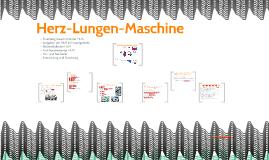 Herz- Lungen- Maschine