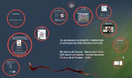 ALUMNADO AYUDANTE Y MEDIACIÓN