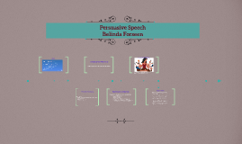 Persuasive Speech- Stay at home moms