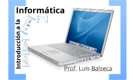 Copy of Introducción a la informática
