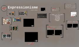 Modernen - Expressionisme