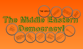 The Middle Eastern Democracy