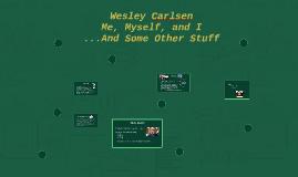 Wesley Carlsen
