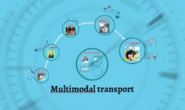 Copy of [English] Multimodal transport